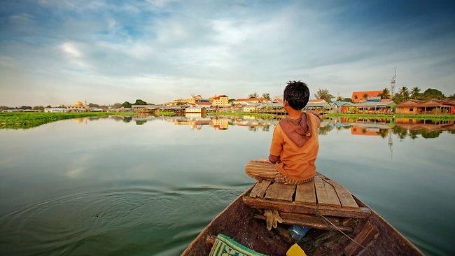 Introduzione alla Cambogia