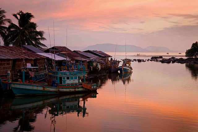 Kampot la bella, lasciatevi conquistare