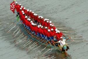 festa dell acqua cambogia 1 tuttocambogia