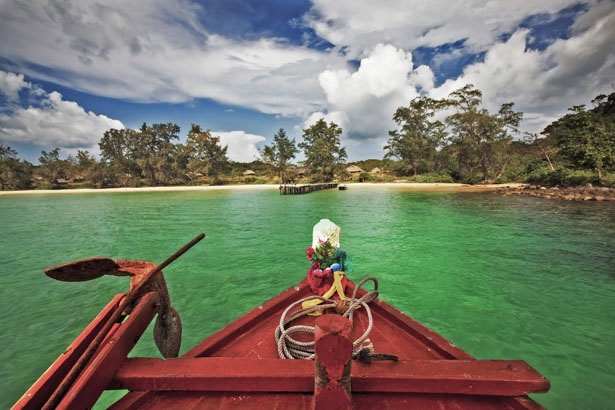 Sihanoukville, le sue spiaggie e le sue isole
