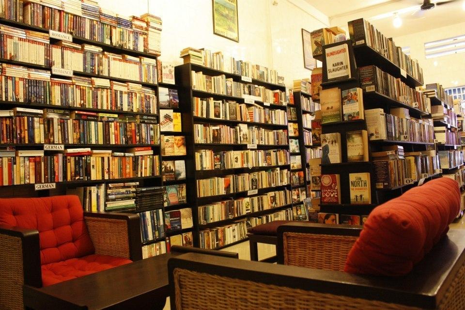 5 librerie economiche in Cambogia