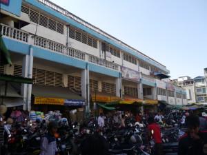 mercati di phnom penh ORUSSEI MARKET tuttocambogia
