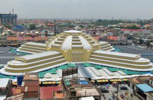 mercati di phnom penh central market tuttocambogia
