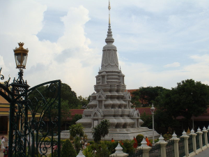 phnom penh silver pagoda tuttocambogia