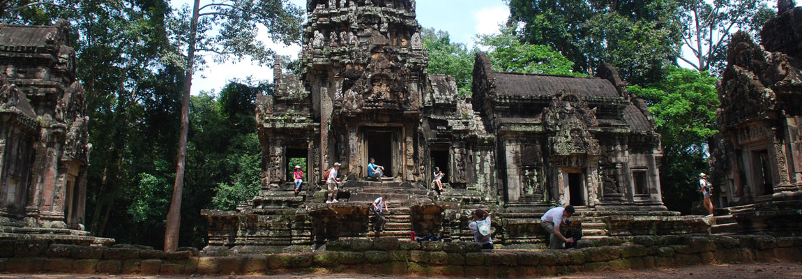 Angkor Borei, la culla della Cambogia