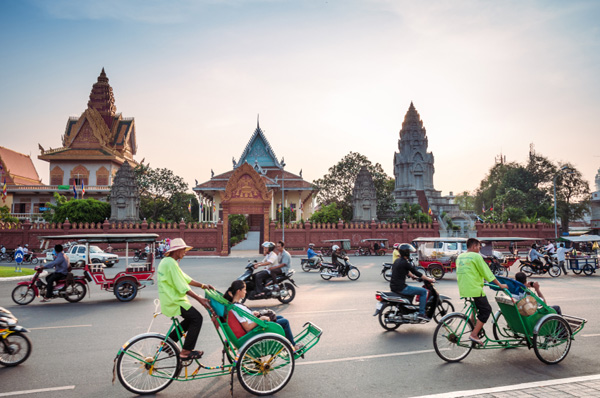 10 Cose da fare per godersi Phnom Penh