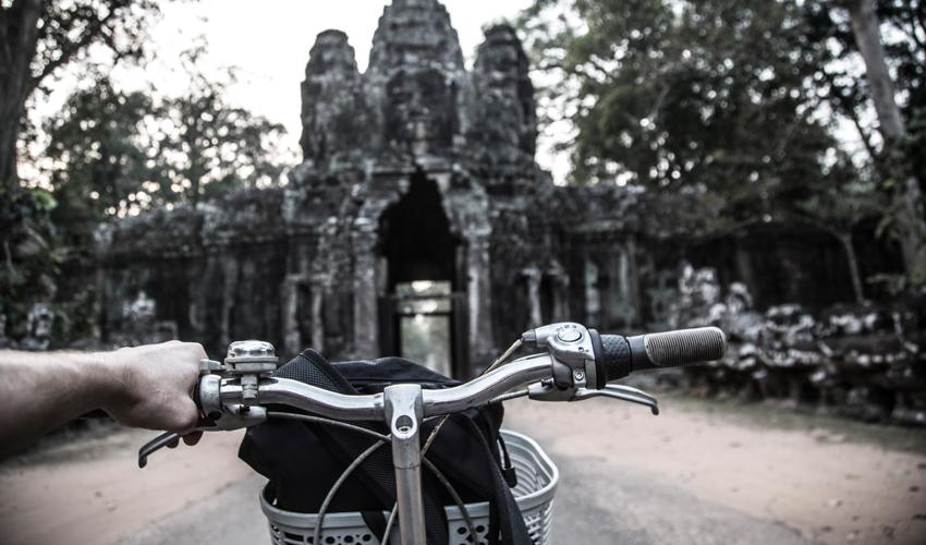 Scoprire la Route 60 di Siem Reap, rischiando di rimanerci!