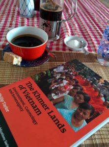 libro the khmer lands of vietnam tuttocambogia