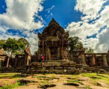 Uno splendido tempio a lungo conteso: Preah Vihear