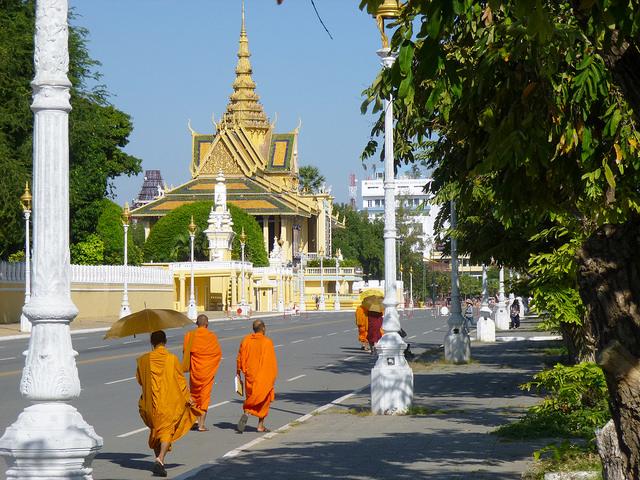 Il buddhismo in Cambogia, un'attrazione per turisti?