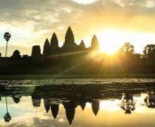 Dove vedere l'alba ai templi di Angkor