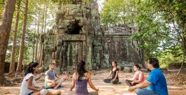 dove fare yoga in cambogia