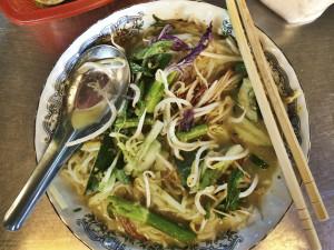 5 piatti della cucina cambogiana num ban chok tuttocambogia