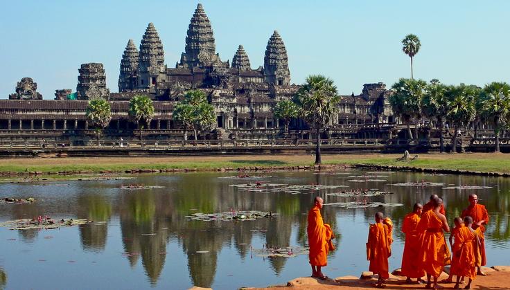 Viaggio in Cambogia: idee e destinazioni
