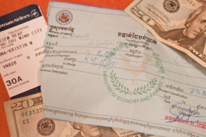 visa on arrival cambogia tuttocambogia