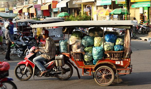 La Cambogia e la legge della strada, chi paga?