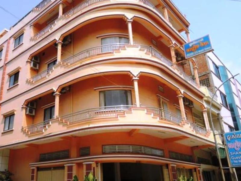 La Shang Hai Guesthouse di Battambang, una posizione strategica