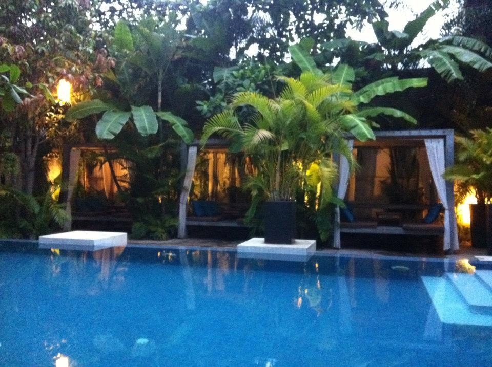 Nuotare a Phnom Penh, ecco dove poterlo fare