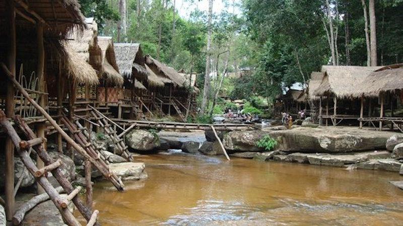 Parchi nazionali in Cambogia, avventure e natura