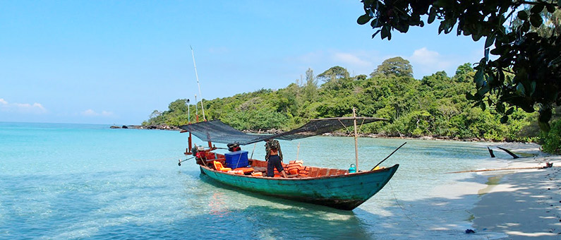 Koh Kong, un angolo estremo di Cambogia