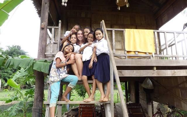 Soggiornare in Cambogia con Homestay