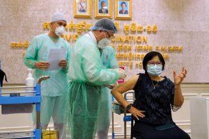 situazione vaccini in cambogia per la pandemia