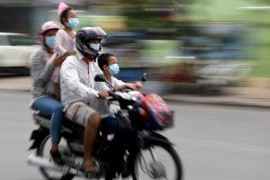 in viaggio in cambogia con la pandemia